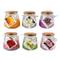 Candele profumate Candele di aromaterapia Set 6 pezzi Candela aromatica in vetro per relax...