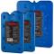 Thermos, mattonelle refrigeranti, 1x 800g/2x 400g, Confezione da 3