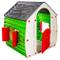 Casetta Gioco Per Bimbi cm.102X90X109H Casa Gioco Bambini Esterno Giardino