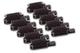 vhbw 10x rullo inchiostrato compatibile con Citizen CX 126 II, CX 146, CX 215, CX 32, CX 3...