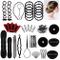Ealicere Accessori Per Capelli,25 Tipi set di acconciature Hair Styling Tool, Mix Accessor...
