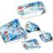 Vaschetta alluminio Machx 8 porzioni 32x26 h.5,0 C/COP Pz. 2 F08 [MACHX]