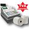 10 bobine cassa 80 x 80x 12 mm in carta termica per registratori di cassa rotolo di carta...