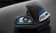 BMW Custodia Portachiavi in Vera Pelle con Custodia M Sport Blu 82292219915
