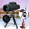 MWKLW Cannocchiali da binocolo, telescopi 12X50 monoculari HD Visione Notturna Caccia da C...