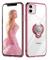 ZHIYIJIA per Cover iPhone 11 Ring 360°Regolabile Anello Magnetica Supporto Ring TPU Case S...