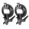 Neewer®, Supporto di tipo S a due aste con montaggio per Soft Box Bowens per ombrello e ri...
