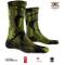X-Bionic Trek Pioneer LT, Calzini da Escursionismo Unisex-Adulto, Forest Green/Modern Camo...