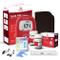 Misuratore di Glicemia, Diabete test kit glucosio nel sangue, Sinocare AQ Smart Kit di mon...