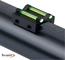Toni system Tacca di Mira per Fucile da Caccia Sport Fibra Ottica 1,5mm Rosso Verde (Verde...
