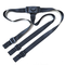 ZARPMA, cintura di sicurezza per bambini, con cinghie a 3 attacchi, adatta per il seggiolo...