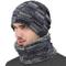 Yuson Girl Cappello Uomo Invernale Berretti e Sciarpe Uomo con Sciarpa Uomo Berretti in Ma...