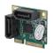 Tonysa Mini PCI-e a SATA 3.0 Scheda di espansione per Hard Disk a 2 Porte per Windows Linu...