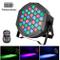 UKing Ricaricabile Luci da Palco Batteria Integrata 36 LED Par DMX RGB Faretto Effetto Luc...