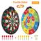 Esjay - Set di bersagli magnetici per freccette per bambini, ideale come regalo per bambin...