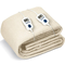 Scaldaletto Matrimoniale Termocoperta Johnson Relax 160 x 160 cm letto caldo in lana sinte...