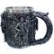 lxfy Boccale da Birra Cavaliere Romano Medievale da 500 ml, Tazza da caffè in Acciaio Inos...