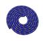 Corda da salto colorata e maneggevole – di alta qualità e resistente – 3 metri – blu