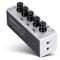 InLine AmpEQ Mobile Amplificatore Cuffie, Equalizzatore a 3 Bande, Audio, Nero