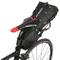 Lixada Bici Borsa Posteriore Bike Bag Bici Sella Pannier Bicicletta Bici da Corsa Mountain...