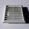 Griglia 180x180 mm con alette fisse Universale per Tubi Cappa Cucina Aerazione Canalizzata...