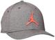 Nike Jordan Clc99 cap Metal Jumpman Cappellino, Unisex – Adulto, Black/Htr/Infrared 23, MI...