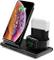 Hoidokly Caricatore Wireless 3 in 1 Ricarica Wireless Supporto di Caricabatterie Senza Fil...