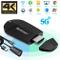 Wifi Display Dongle – 2.4G + 5G Wireless 4K HDMI Display Adapter, Mini Mirroring Supporto...
