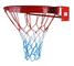 Kimet HangRing - Canestro da basket con anello e rete, Ø 45 cm, qualità e sicurezza testat...