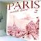 zhkn Arazzo Stampa Digitale Parigi Immagini Arazzo Coperta da Parete Telo Mare Tappeto Cop...