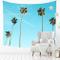 QGUATAN arazzo Arredamento per la casa_Sky Beach Hanging Tapestry Background Tovaglia da S...