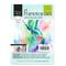 Vaessen Creative Florence Carta per Acquerello A5, Bianco, 300 g/mq, qualità Belle Arti, G...