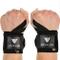 FITVILLAIN Polsini per Palestra Sollevamento Pesi Crossfit - Wrist Wraps - Professionali P...