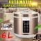 PSATO 6L Intelligente Fermentatore all'aglio Nero Creatore Fermentazione di Yogurt DIY per...