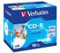 Verbatim CD-R Super AZO Wide Inkjet Printable 700 MB 10 pezzo(i)