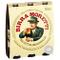 Moretti Set 8 Birra in Bottiglia 33x3 Vetro Bevanda alcolica da tavola, Multicolore, Unica