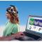 CHINESPORT - caschetto elettronico digitalizzato per analisi posturale dei movimenti del c...
