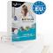 Dreamzie - Coprimaterasso Una Piazza e Mezza 120 x 200 Impermeabile - Tessuto 100% Cotone...