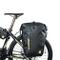 Rhinowalk Pannier Bag Borsa Posteriore Bici 25L Grande capacità Bicicletta Pannier Bag Imp...