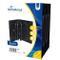 MediaRange BOX35-10 Custodia CD/DVD, 10 posti,  Confezione da 3
