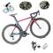 DUABOBAO Bici da Strada a 22 velocità / 700C Ultraleggera Giro d'Italia da Corsa in Materi...