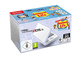 Nintendo New 2DS XL- Konsole Weiß / Lavendel + Tomodachi Life