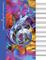 Quaderno pentagrammato: Quaderno di musica - Copertina blu
