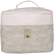 Tuc Tuc 7724 Beauty Case Caramel, Rosa