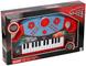 Tastiera musicale giocattolo Disney Cars