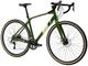 Adriatica Bicicletta Alluminio Gravel Vanir con Shimano TIAGRA 2 X 10 velocità + Freno A D...