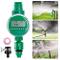 mopalwin Irrigatore Automatico Timer Irrigazione, Irrigazione a Goccia con LCD Display Reg...