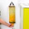 TiooDre - Porta-sacchetti della spesa, montaggio a parete, in plastica, organizer da cucin...