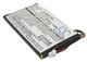 Batteria GPS per Garmin 361-00019-12.compatibile con Garmin Edge 605 Edge 705. Codice a ba...