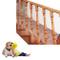 Rete di Protezione per scale e balcone per bambino e neonati, durevole, resistente alle in...